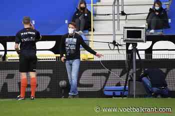 Geen VAR in Cercle Brugge-OHL - Voetbalkrant.com