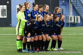 Club Brugge Vrouwen kloppen Zwevezele in oefenwedstrijd - Vrouwenvoetbalkrant