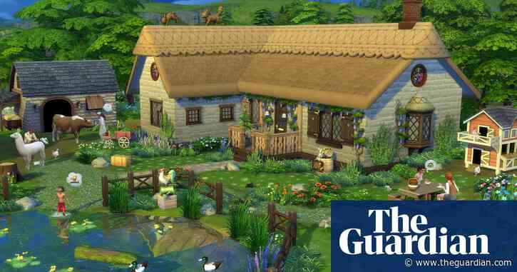 Too late to book a holiday? Sims 4: Cottage Living may have the answer