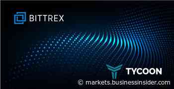 Tycoon, the Crypto Copy Trading Revolution. Now Listing on Bittrex Global Exchange - Markets Insider