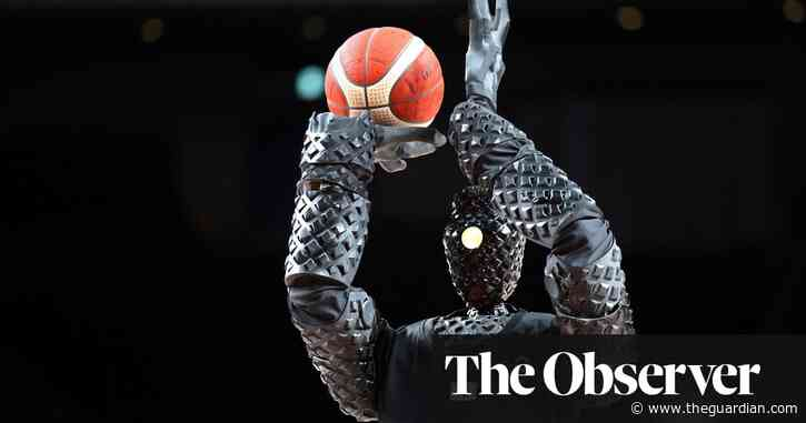 Tokyo diary: the heat is truly on – and a basketball-playing robot holds court