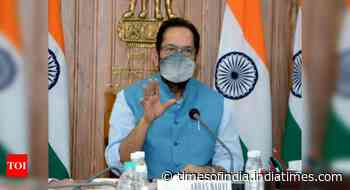 Congress 'James Bond of spying' when in govt; Pegasus a 'fabricated issue': Naqvi