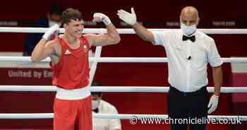 Washington boxer Pat McCormack through to gold medal fight at Tokyo Olympics