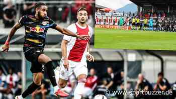 1:1! RB Leipzig mit Remis gegen Ajax Amsterdam - Sportbuzzer