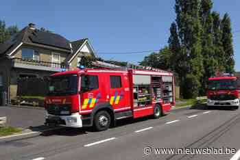 Bewoners blussen zelf beginnende woningbrand - Het Nieuwsblad