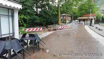 Maltempo sul Lario, chiuso dalle 17 l'hub vaccinale di Villa Erba - Corriere di Como