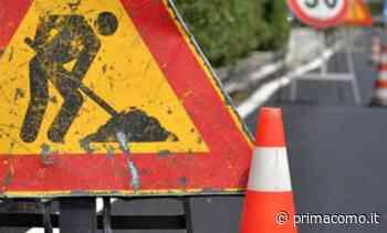 Avviate le asfaltature a Erba: è il primo lotto - Prima Como