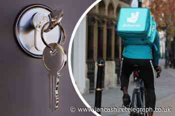 Deliveroo can add up to £36,000 to the value of your home
