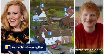 'Sheeranville'? Why Ed Sheeran and Adele are building huge fan-proof estates - South China Morning Post