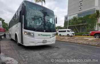 Suman 30 camiones al transporte público en Puerto Vallarta - Quadratín Jalisco