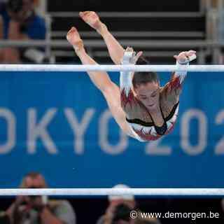 Live - D-day: om 12u25 hoopt Nina Derwael goud te veroveren op de brug met ongelijke leggers