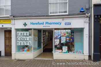 To let: busy Hereford pharmacy is on the market