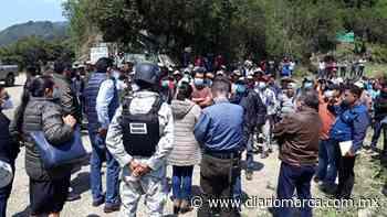 La Segego ha brindado puntual atención al conflicto de Guadalupe Victoria en la zona Mixe - Diario Marca de Oaxaca
