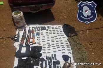 Decomisan droga, armas y equipo táctico en Guadalupe y Calvo - Netnoticias