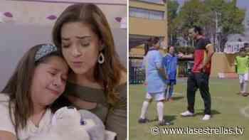 'La Rosa de Guadalupe': Sam forma su propio equipo de fútbol, tras sufrir discriminación por ser niña - Las Estrellas TV