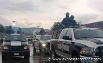 Detenidos, en Guadalupe y Calera, por drogas y arma - Express Zacatecas