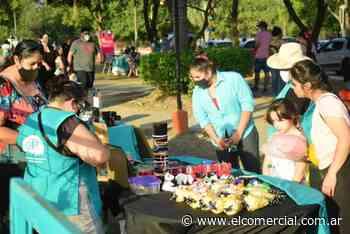 Feria de emprendedores y artesanos en el barrio Guadalupe - El Comercial.com.ar