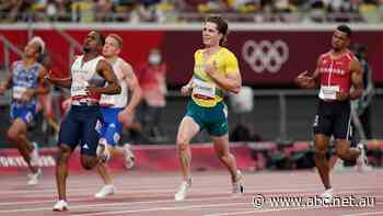 Live: Rohan Browning pushes for 100m final and Brandon Starc jumps for gold to kick of tonight's athletics