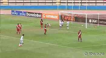 Felipe Rodríguez selló la victoria 3-1 de Universitario sobre Mannucci - Libero.pe