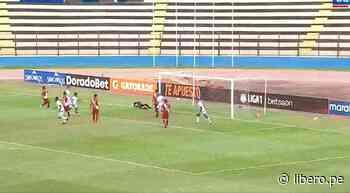 Universitario vs Mannucci: Rodríguez marcó el 1-1 para 'Los Grifos' - Libero.pe