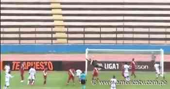 Universitario vs. Carlos A. Mannucci: Golazo de 'Felucho' Rodríguez para el 1-1 del cuadro norteño - América Televisión