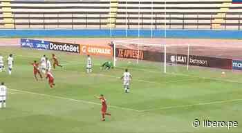 Universitario vs Mannucci: Hernán Novick puso el 1-0 para 'Los Cremas' - Libero.pe
