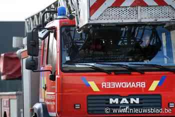 Kelderwoning in Sint-Gillis onbewoonbaar na brand - Het Nieuwsblad