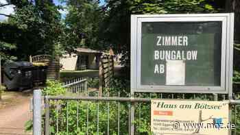 Immobilien Freizeit Kommunales: Petershagen-Eggersdorf wird wohl sein Haus Bötzsee abstoßen - moz.de
