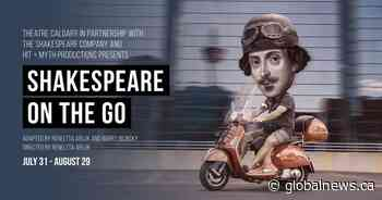 Theatre Calgary: Shakespeare On The Go