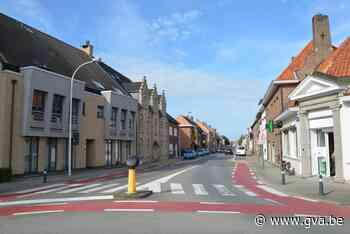 Berlaarse Stationsstraat krijgt in augustus nieuwe asfaltlaa... (Berlaar) - Gazet van Antwerpen