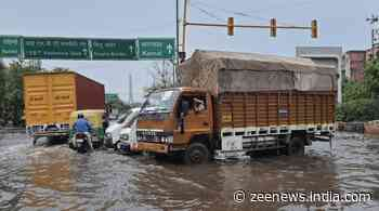 Waterlogging, traffic congestion in Delhi due to extensive rains, check important updates