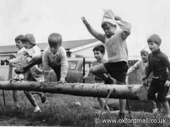 The Blackbird Leys summer play scheme was multicultural in 1969