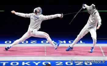"""Scherma Tokyo 2020, il capodelegazione Randazzo: """"Cinque medaglie non sono un flop"""" - Sportface.it"""