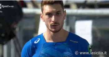 L'etneo Filippo Randazzo in finale nel salto in lungo con 8,10 - La Sicilia