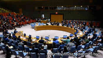 India takes over as UN Security Council Presidency for August
