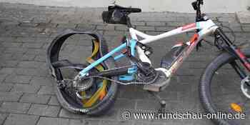 Windeck: Autofahrer schleift Radfahrer nach Kollision 25 Meter mit - Kölnische Rundschau