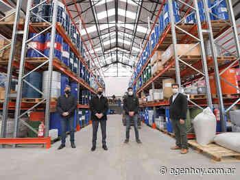 El apoyo de Florencio Varela a la exportación - agenhoy.com.ar