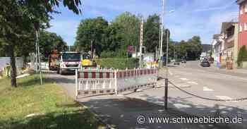 Verkehr Tuttlingen: Vollsperrung Stuttgarter Straße ab Montag - Schwäbische