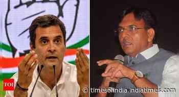 'Petty politics': Health minister vs Rahul Gandhi over Covid vaccine supply