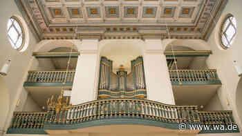 Vorenweg-Orgel in St. Regina Drensteinfurt erklingt so kraftvoll wie 1789 - wa.de