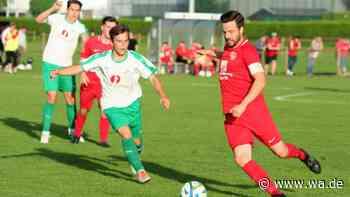 Fortuna Walstedde verliert beim 1. Schlering-SVD-Cup in Drensteinfurt gegen den TuS Ascheberg - wa.de