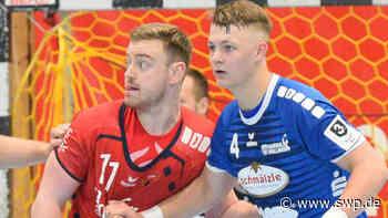 Handball-Testspiel: VfL Pfullingen kassiert späten Dolchstoß gegen HBW Balingen-Weilstetten II - SWP
