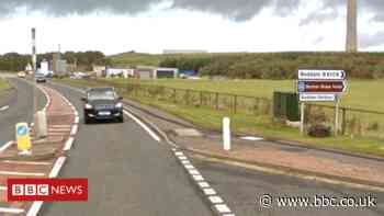 Pedestrian dies after being hit by car on A90 near Boddam
