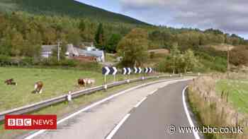Cyclist in critical condition after crash with car near Aviemore