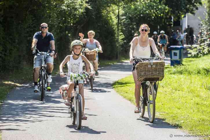 """Hele maand West-Vlaanderens Mooiste: """"Maar het mooiste is toch om een tevreden fietser de Expo Hallen te zien binnenrijden"""""""