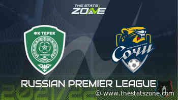 Akhmat Grozny vs Sochi Preview & Prediction - The Stats Zone