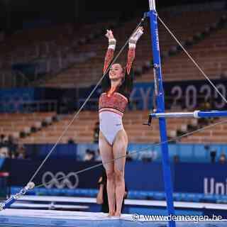 Live - Olympisch goud voor België: Nina Derwael klopt tegenstand op brug met ongelijke leggers