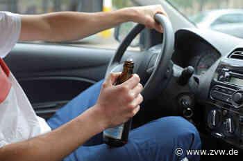 Welzheim: Betrunkener prallt mit Transit gegen Hauswand - 60.000 Euro Schaden - Blaulicht - Zeitungsverlag Waiblingen