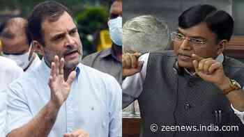 July chala gaya, vaccine ki kami nahi gayi, says Rahul Gandhi, Health Minister Mansukh Mandaviya responds