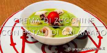Cuciniamo insieme: crema di zucchine con petali di calamari - Panorama